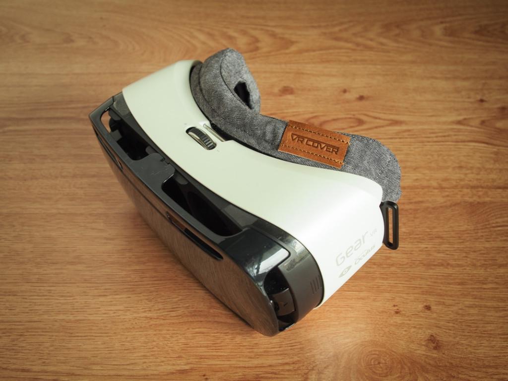 Baumwollüberzug für das Gear VR