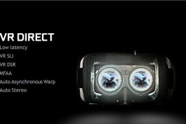 nvidia, vr direct, oculus rift, vr features, titan vr