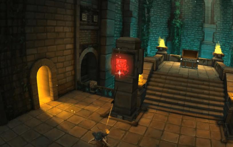Screenshot aus Herobound: First Steps