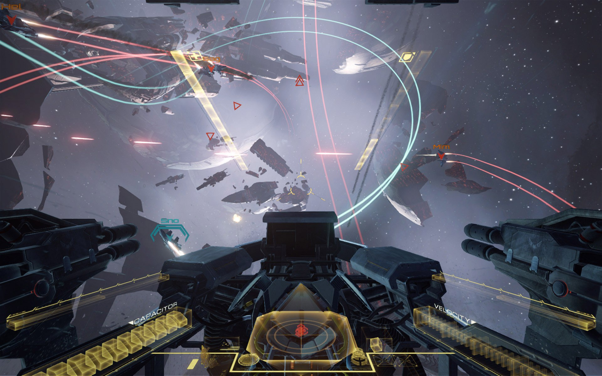 EVE Valkyrie, Steam VR, EVE Fanfest 2015