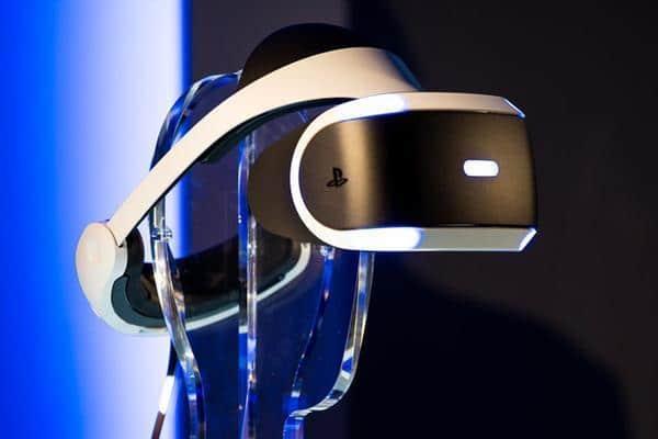 Sony Morpheus Veröffentlichung 2016, Virtual Reality