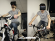 Widerun Fahrrad Simulator
