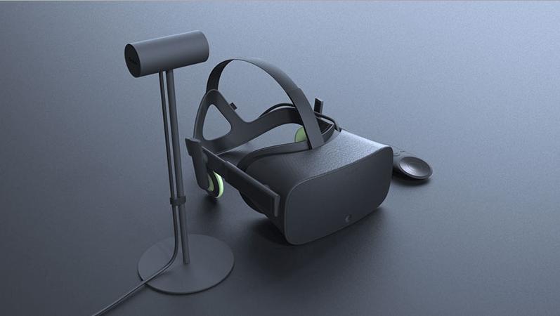 Bild der CV1 der Oculus Rift