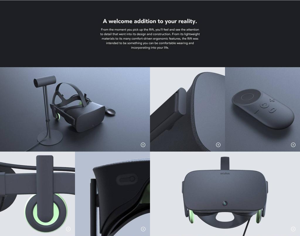 Oculus Leak Kollage
