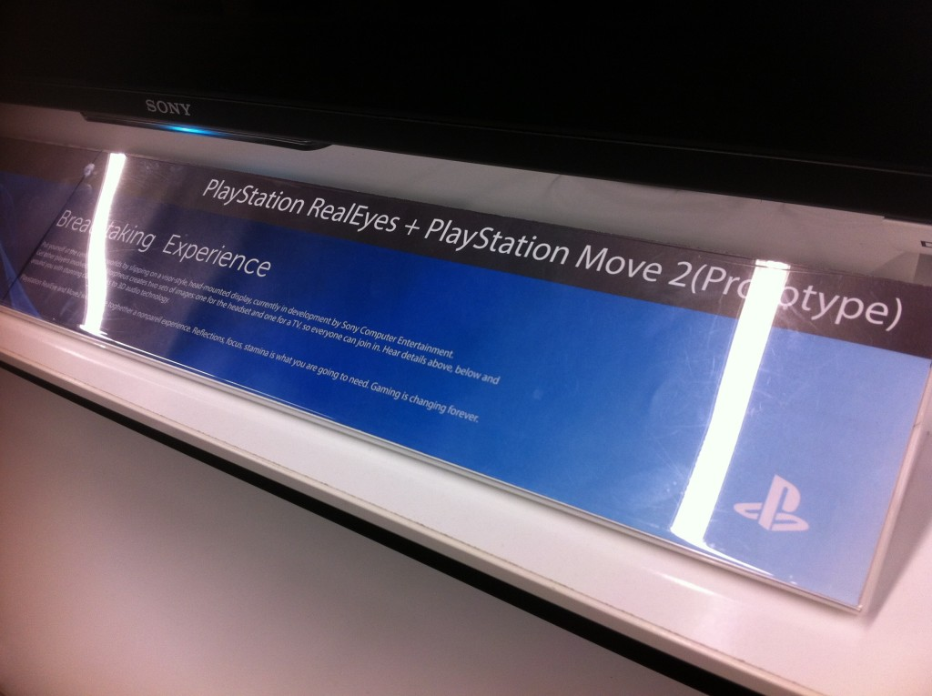 PlayStation RealEyes und PlayStation Move 2