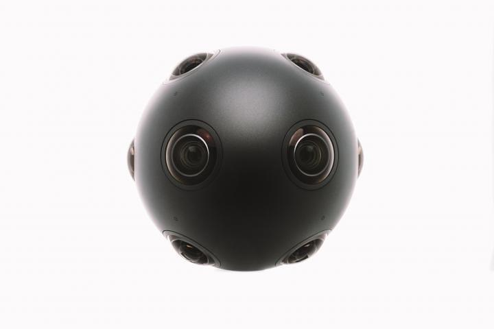 360° Kamera von Nokia