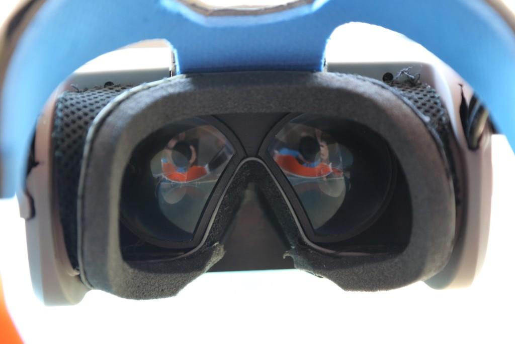 VR Headset Linsen
