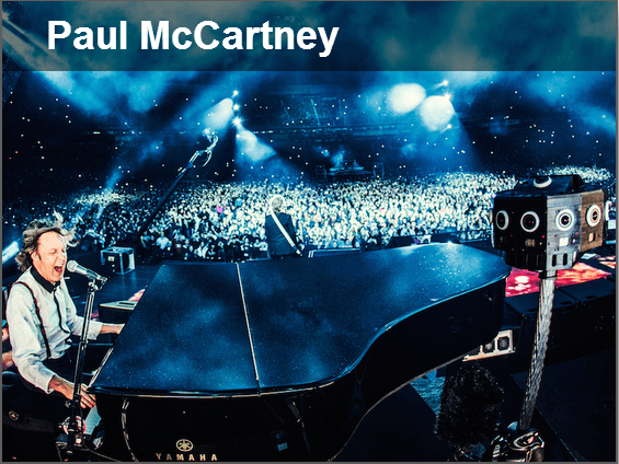 Sir Paul McCartney VR