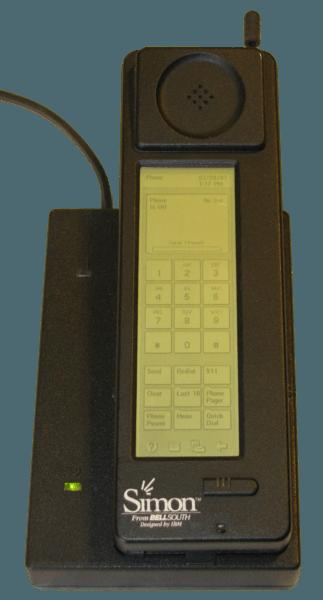 Erstens Smartphone ohne physische Tastatur.