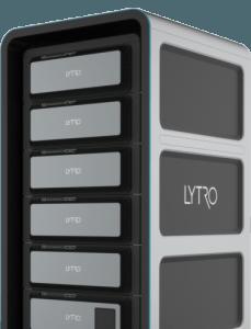 Lytro Bild des Server