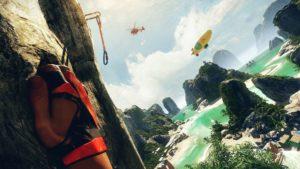 Bild aus dem Spiel The Climb von Crytek