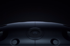 Kamera des HTC Vive Pre Headsets / neues Kamera Feature der HTC Vive