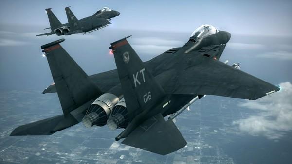 PlayStation VR Spiel Ace Combat Sieben