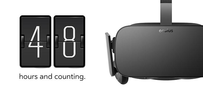 Oculus Rift ab 6. Januar vorbestellbar