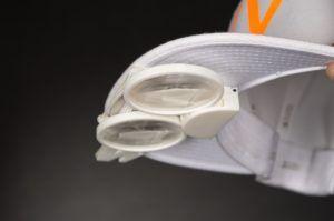 VirtualVizor Nahaufnahme vom ersten Produkt