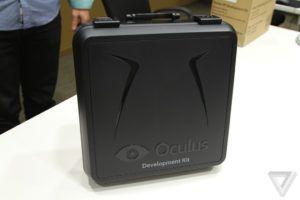 Oculus Rift Transportbox