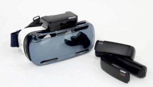 Samsung Rink und Gear VR vor der CES 2016