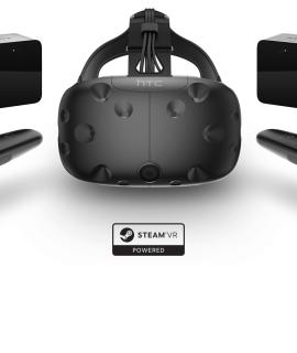 HTC Vive kostet 899 Euro