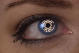 FOVE überzeugt mit funktionierendem Eye-Tracking || Quelle: getfove.com