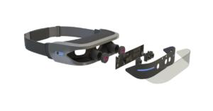 VR-Headset von MindMaze