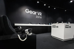 Samsung Pop-up Store