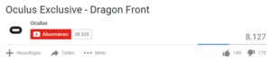 Youtube Dragon Front