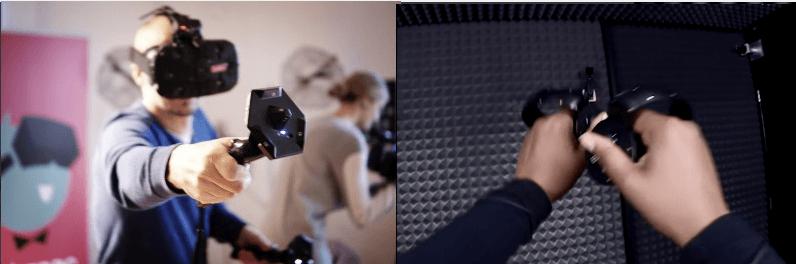 Palmer verteidigt RoomScale VR für Oculus Touch