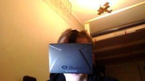 Oculus Rift Dev Kit 1