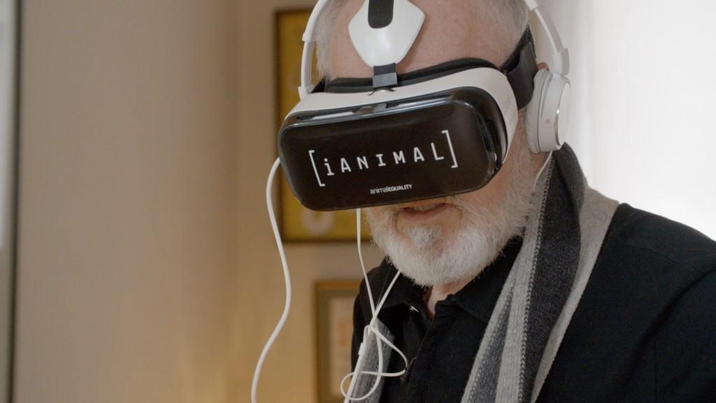 Tierschutz mit Gear VR Brille