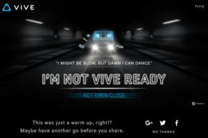HTC Vive verlosung