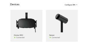 Oculus Home Devices