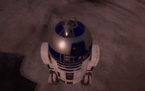 Star Wars VR Experience - Trials on Tatooine Screenshot