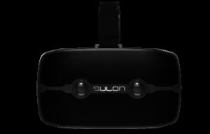 Das Sulon Q wird mit zwei Kameras ausgestattet