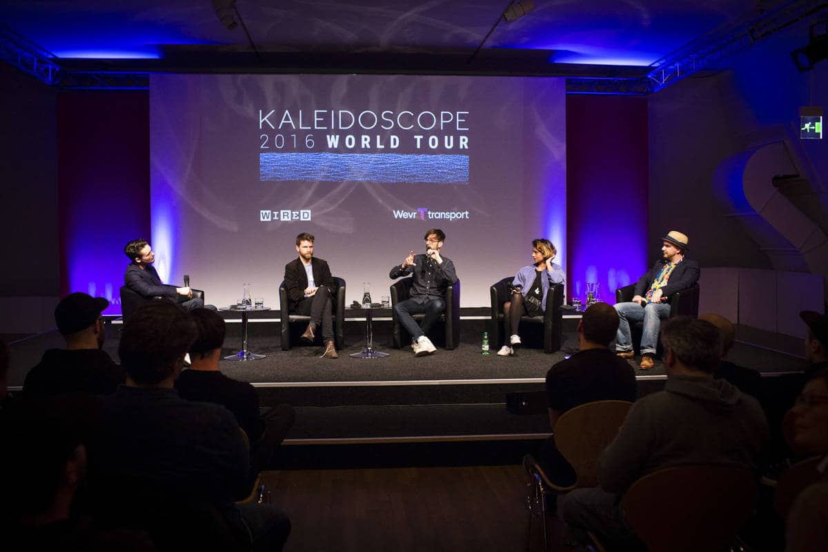 Kaleidoskope Virtual Reality Event at the Jewish Museum in Berlin, 22.3.2016 / Copyright: Raum11/Jan Zappner