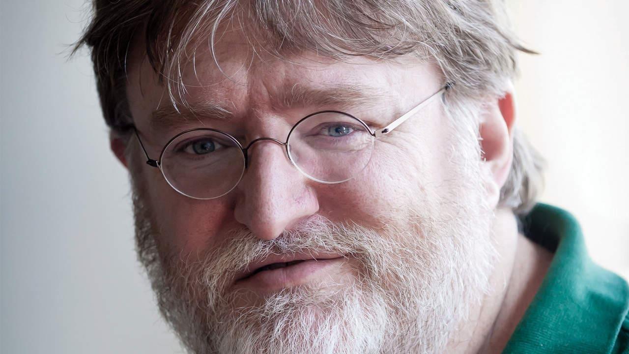 Valve Boss Gabe Newell