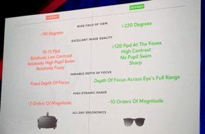 Oculus Ziele Connect 2