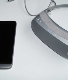 LG 360 VR mit LG G5