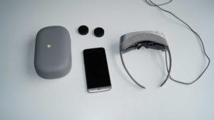 LG 360 VR Komplettpaket