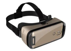 ZTE Axon 7 VR Headset mit anderer Anordnung der Button