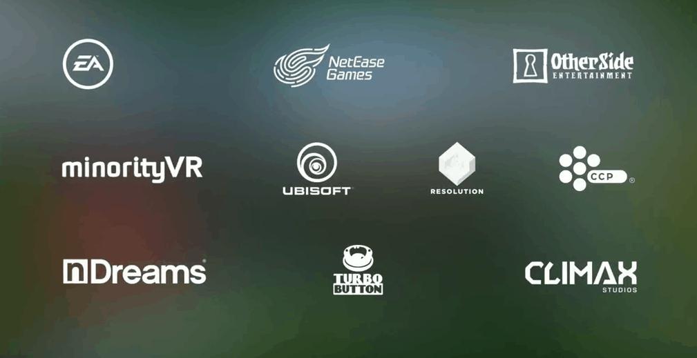 Spielestudios für Google Daydream
