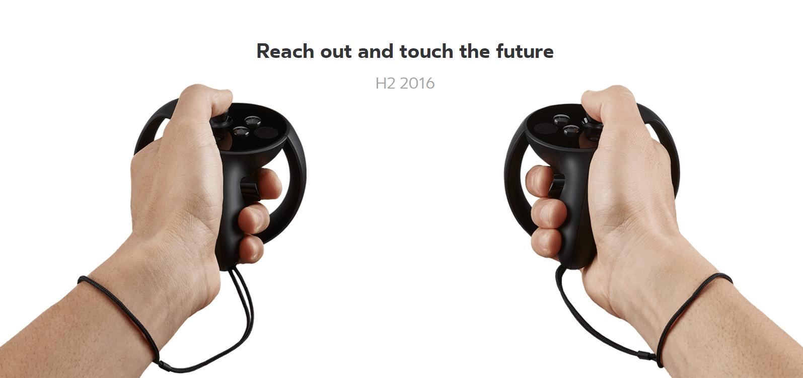 Oculus Motion Controller Sicherheitsband