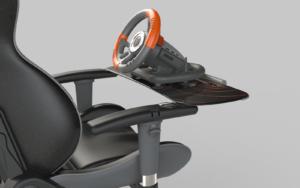 Roto VR Stuhl mit Lenkrad