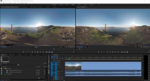 Adobe Premiere Pro für VR