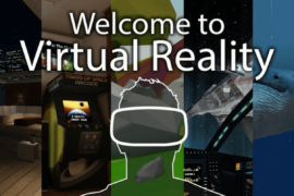 Welcome to Virtual Reality