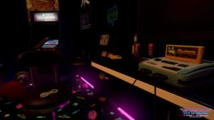 New Retro Arcade: Neon Demo