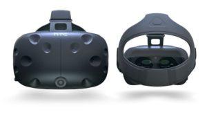 Eyetracking für HTC Vive