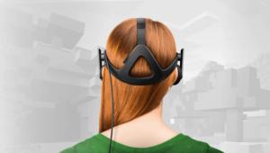 Minecraft erscheint bald für die Oculus Rift