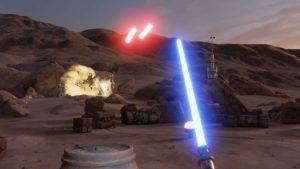 Trials on Tatooine: Star Wars Erfahrung für die HTC Vive kostenlos verfügbar