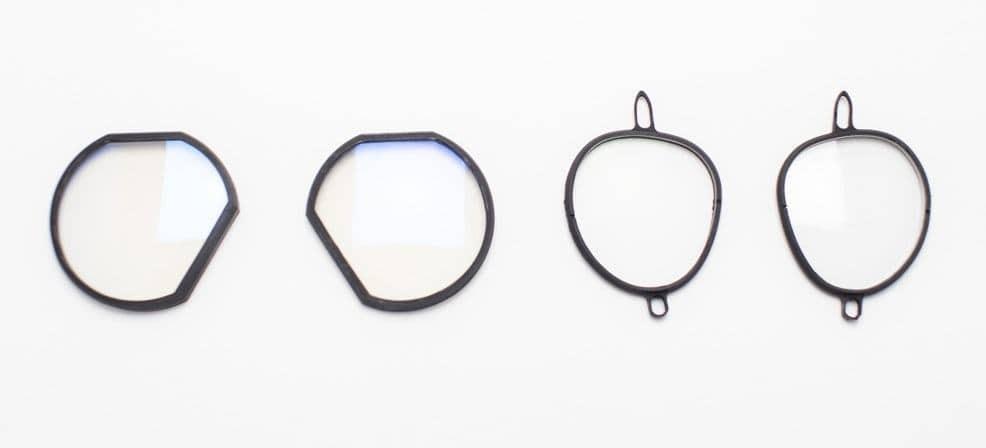 VR Headset ohne Brille