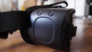 Neue Button der Samsung Gear VR